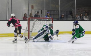 Glove save by Shenae Lundberg