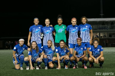 Boston Breakers starting XI