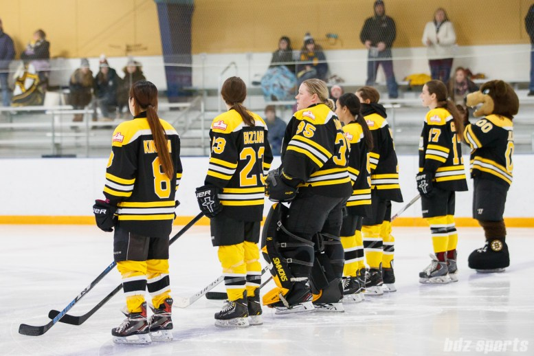The Boston Blades starting lineup
