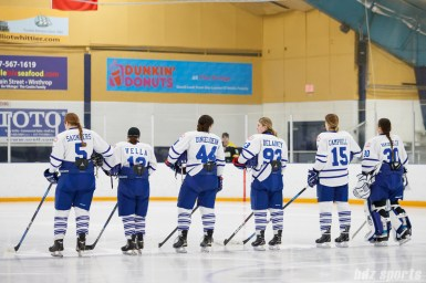 The Toronto Furies starting lineup