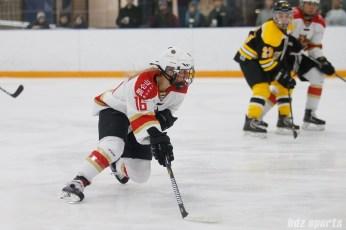 Kunlun Red Stars forward Kelli Stack (16)