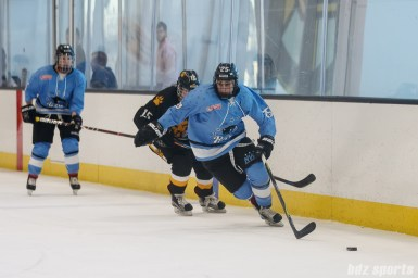 Buffalo Beauts defender Jacquie Greco (25)