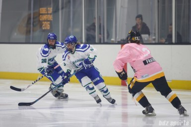 Connecticut Whale forward Stephanie Mock (5)