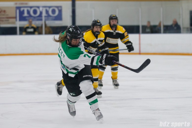 Markham Thunder forward Laura Stacey (7)