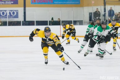 Boston Blades forward Nicole Giannino (27)