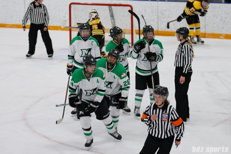 CWHL Boston Blades vs Markham Thunder - March 11, 2018