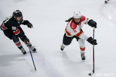 Kunlun Red Star forward Madison Woo (15)