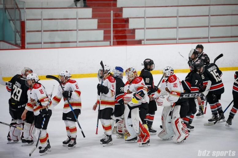 CWHL Kunlun Red Star vs Vanke Rays - March 11, 2018