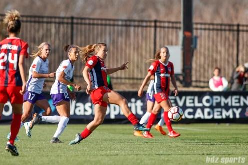 Washington Spirit midfielder Meggie Dougherty Howard (8)