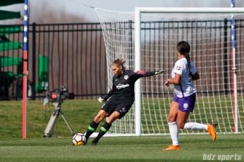 Washington Spirit goalkeeper Aubrey Bledsoe (1)