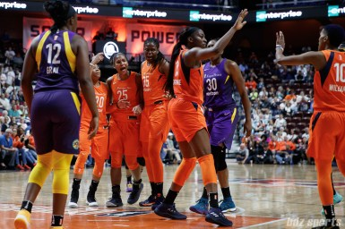 WNBA Connecticut Sun vs Los Angeles Sparks - May 24, 2018