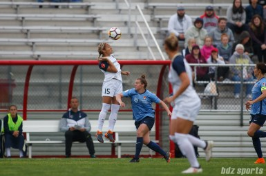 North Carolina Courage defender Jaelene Hinkle (15)