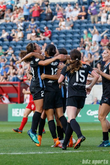 NWSL Chicago Red Stars vs Portland Thorns - June 16, 2018