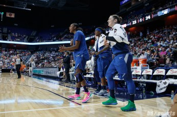 WNBA Connecticut Sun vs Minnesota Lynx - June 9, 2018