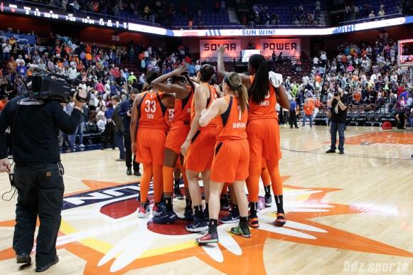 WNBA Connecticut Sun vs Minnesota Lynx - June 9, 2018