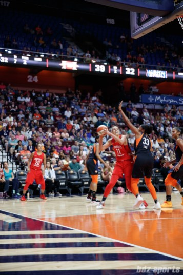 Washington Mystics forward Elena Delle Donne (11)