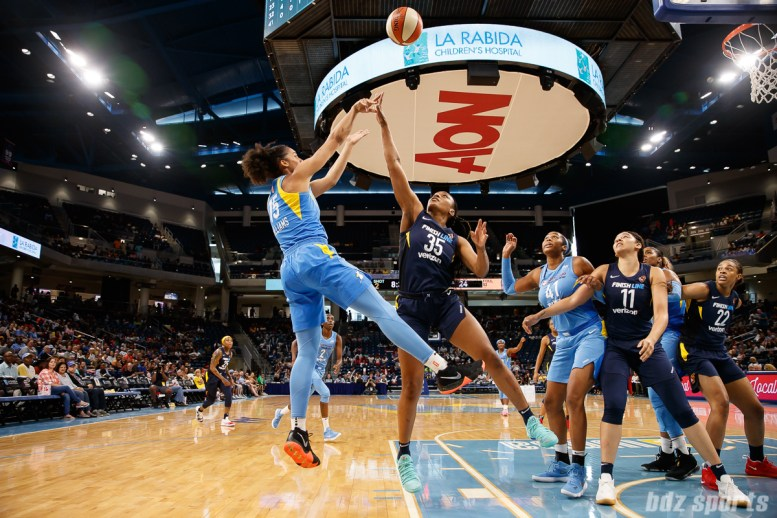 Chicago Sky forward Gabby Williams (15)