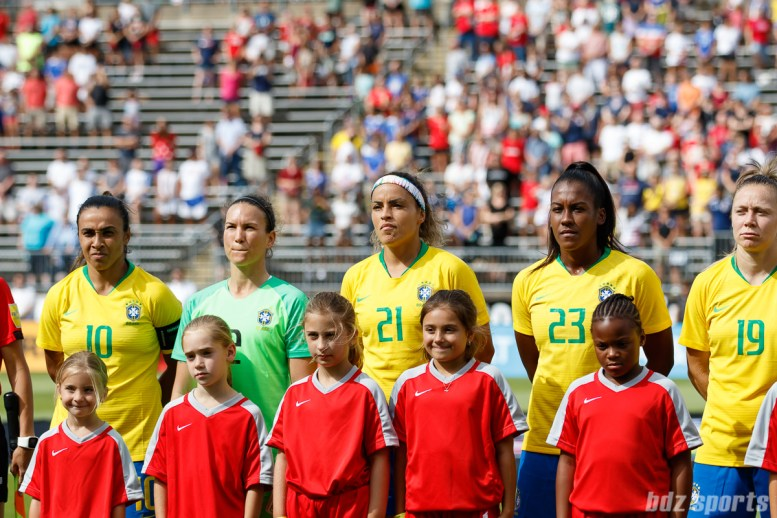 Tournament of Nations - Japan vs Brazil - July 29, 2018