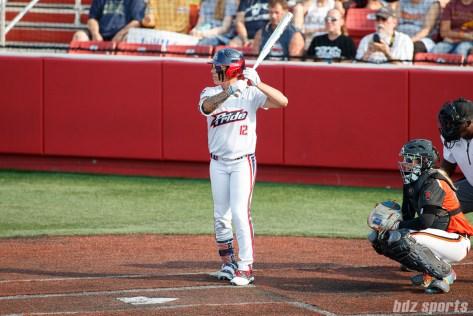 USSSA Pride outfielder Kelly Kretschman (12)