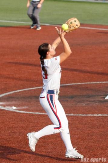 USSSA Pride utility player Nicole DeWitt (23)