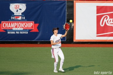 USSSA Pride outfielder Alexis Bennett (48)