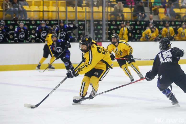 NWHL - Boston Pride vs Minnesota Whitecaps October 19, 2019