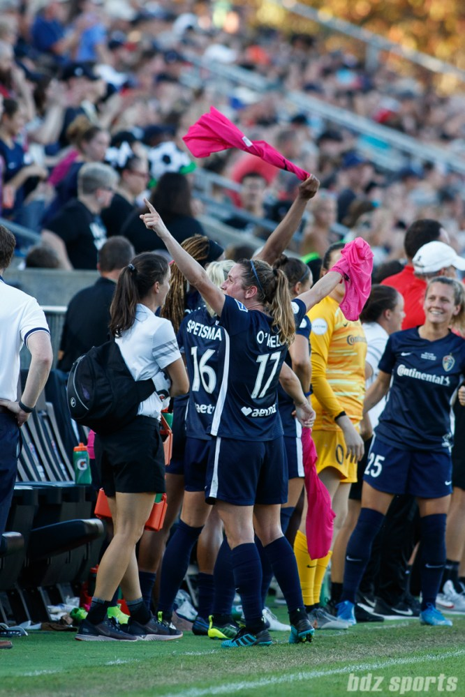 NWSL Championship - Carolina Courage vs Chicago Red Stars October 27, 2019