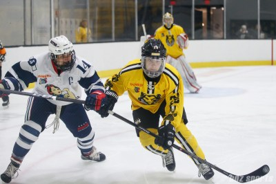 NWHL - Boston Pride vs Metropolitan Riveters November 30, 2019