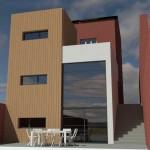 Extension d'une habitation à Ans