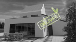 Extension d'une habitation à Hodeige