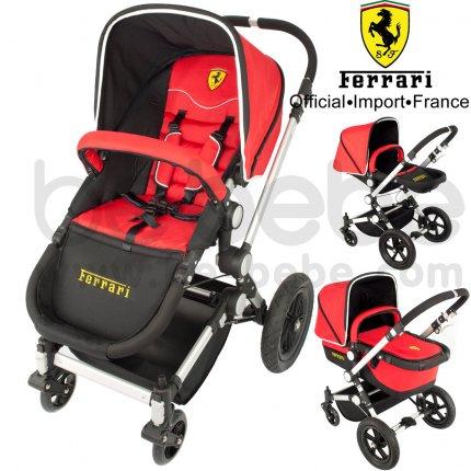 รถเข็นเด็ก Ferrari : Beebop Simple+CarryCot