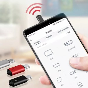 Adaptateur Infrarouge Type-C pour Smartphone