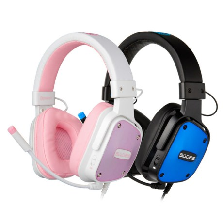 Casque Audio D-Power Gaming Multi-Plateforme
