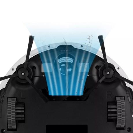 Robot aspirateur autonome