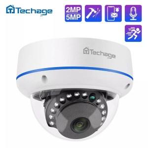 Caméra de surveillance à dôme