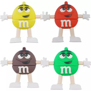 Clé USB M&M