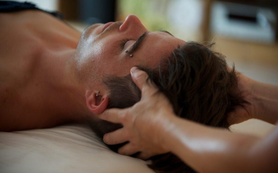 Shiroabhyanga – Kopfmassage
