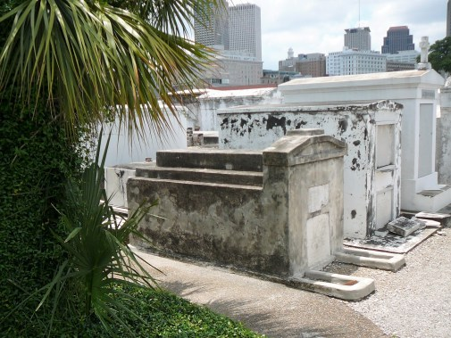 St Louis Cemetry in New Orleans