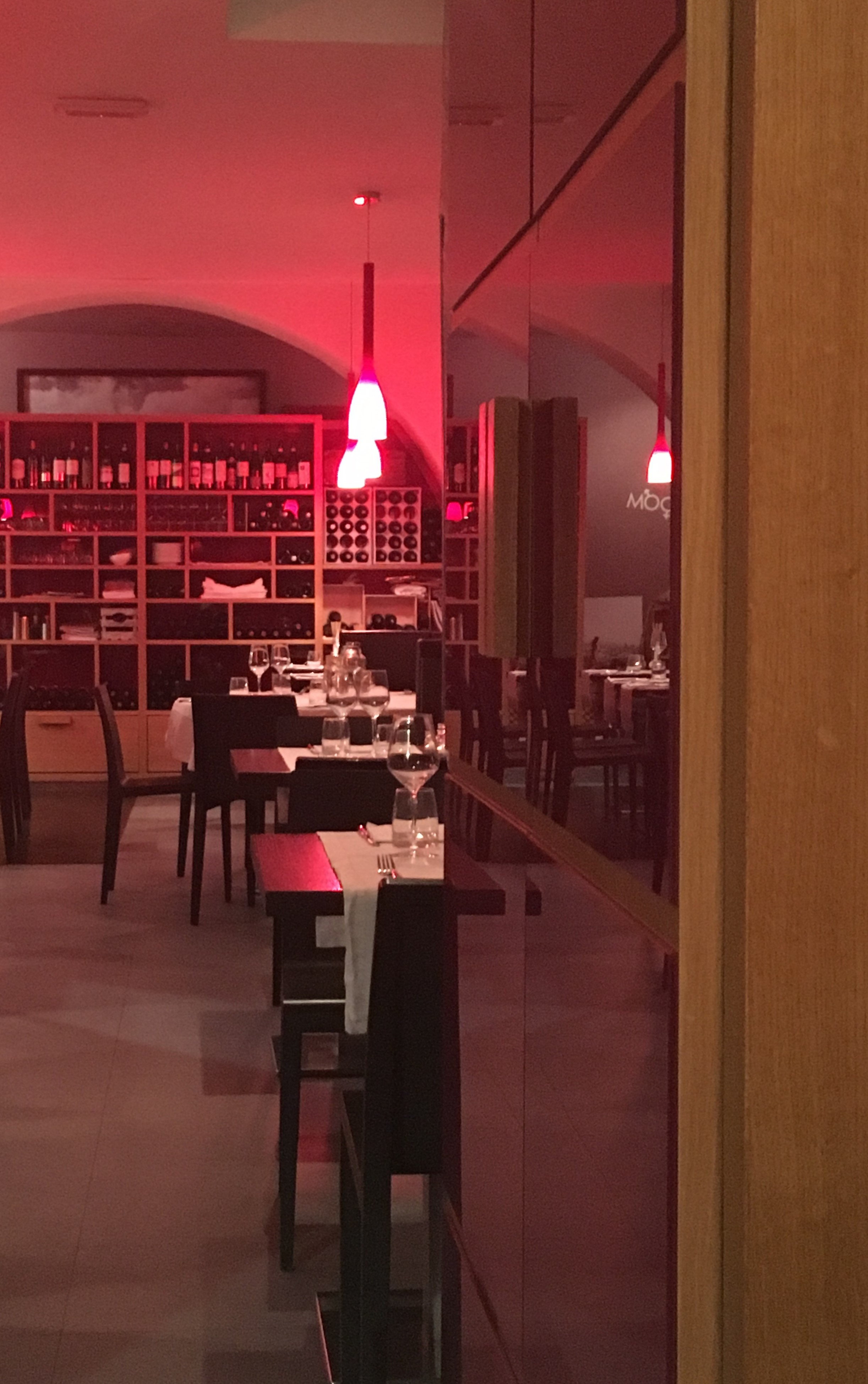 Sampling the Fine Dining Scene in Florence Touch