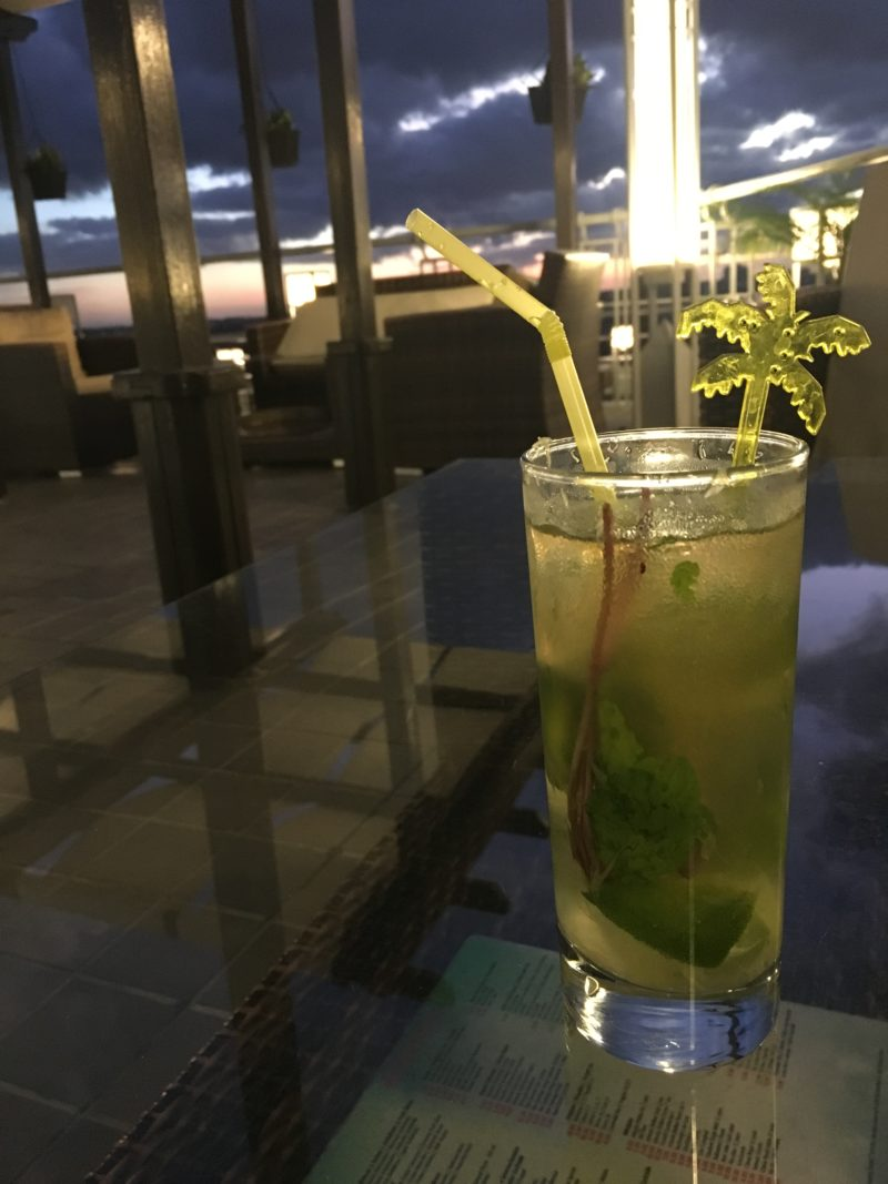 Havana's Finest Mojito Haunts. The Saratoga Hotel