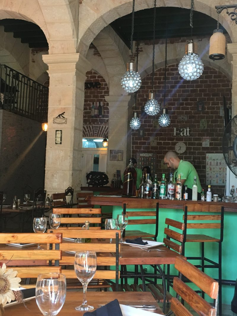 Dining at Havana's Private Paladares Mojito Mojito