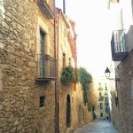 Girona, Spain, colour, building, street