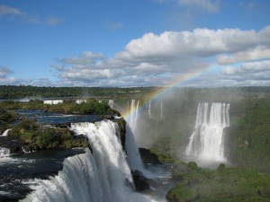 Brazil, Foz du Iguazu, waterfall, nature, betravelled, travel 2016