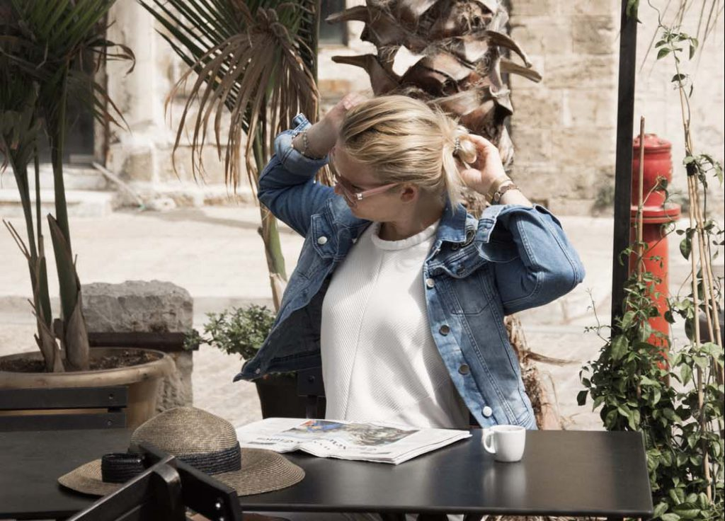 Tel Aviv, Israel, Miriam Ernst, Blog