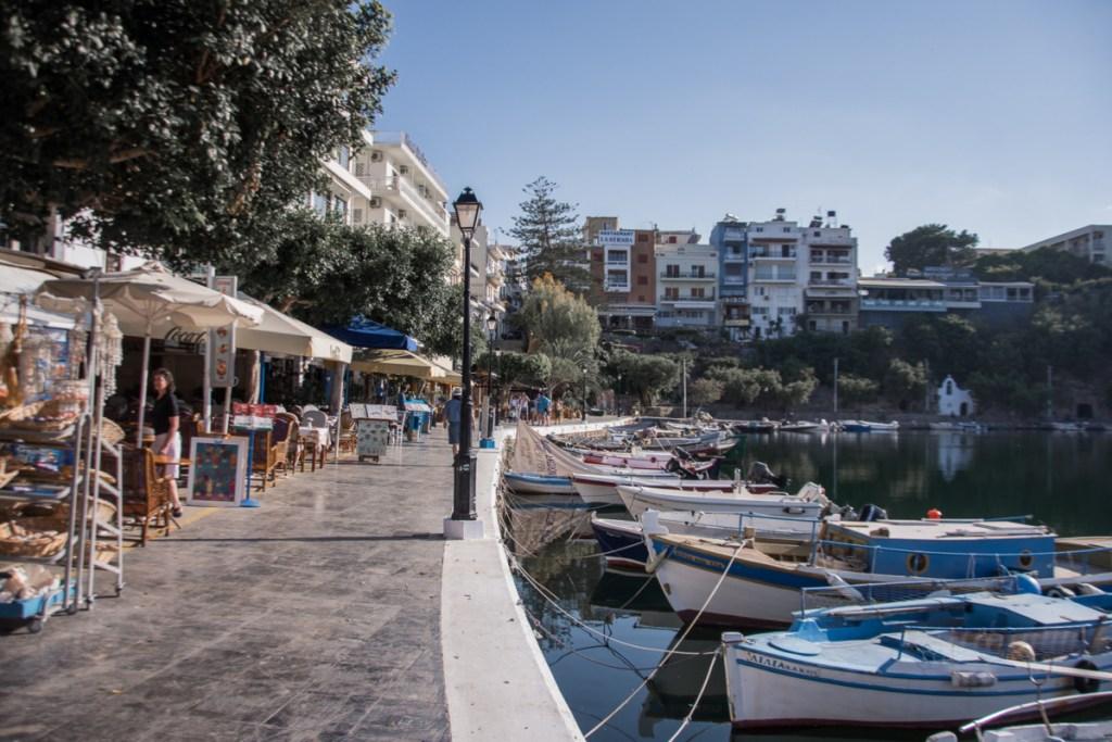 Yacht, Yachthafen, Hafen, Agios Nikolaos