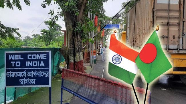 আট রুটে বাংলাদেশের সঙ্গে যোগাযোগ বাড়াতে নজর ভারতের