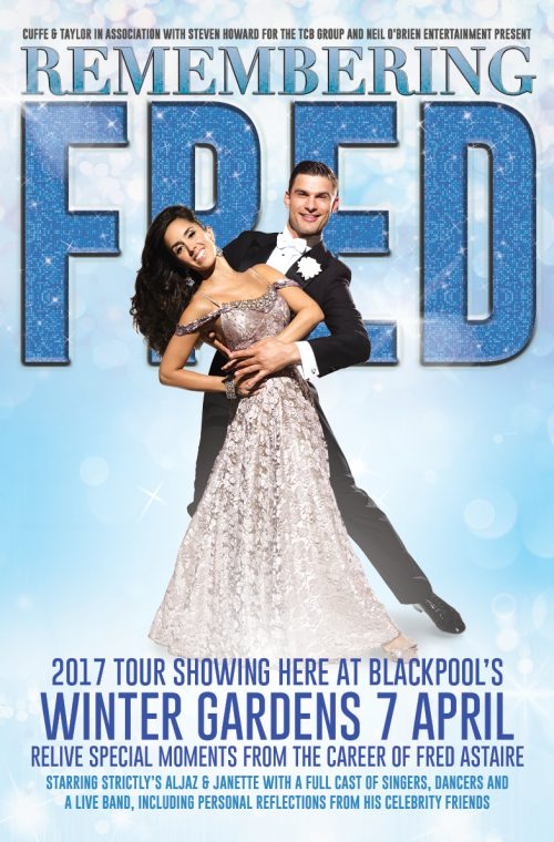 Remembering Fred staring Aljaz and Janette at the Winter Gardens Blackpool