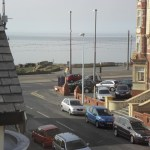 Photo of the sea view from Apartment 5