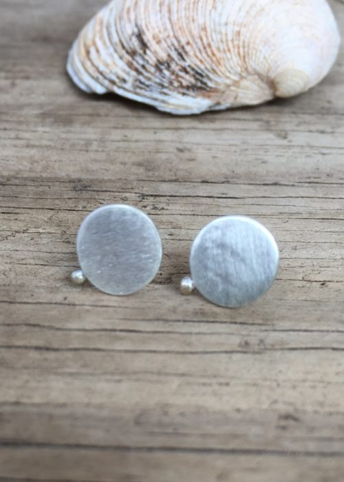 drop of golden sun stud earrings