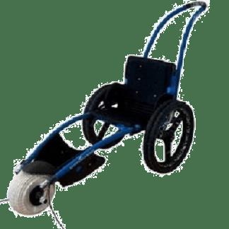 Hippocampe amphibious beach wheelchair